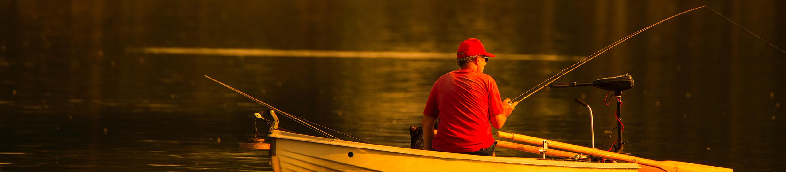 leech lake fishing report
